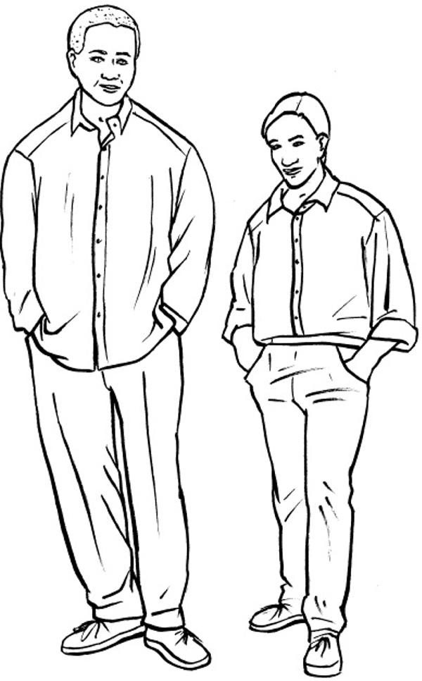 Tall And Short Objects PNG - 166603