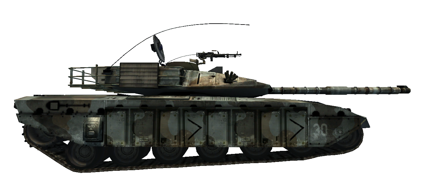 Military Tank PNG - 2644