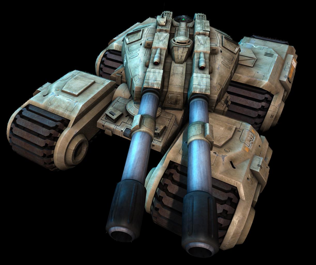 CC TA GDI Mammoth HD.png - Tank HD PNG