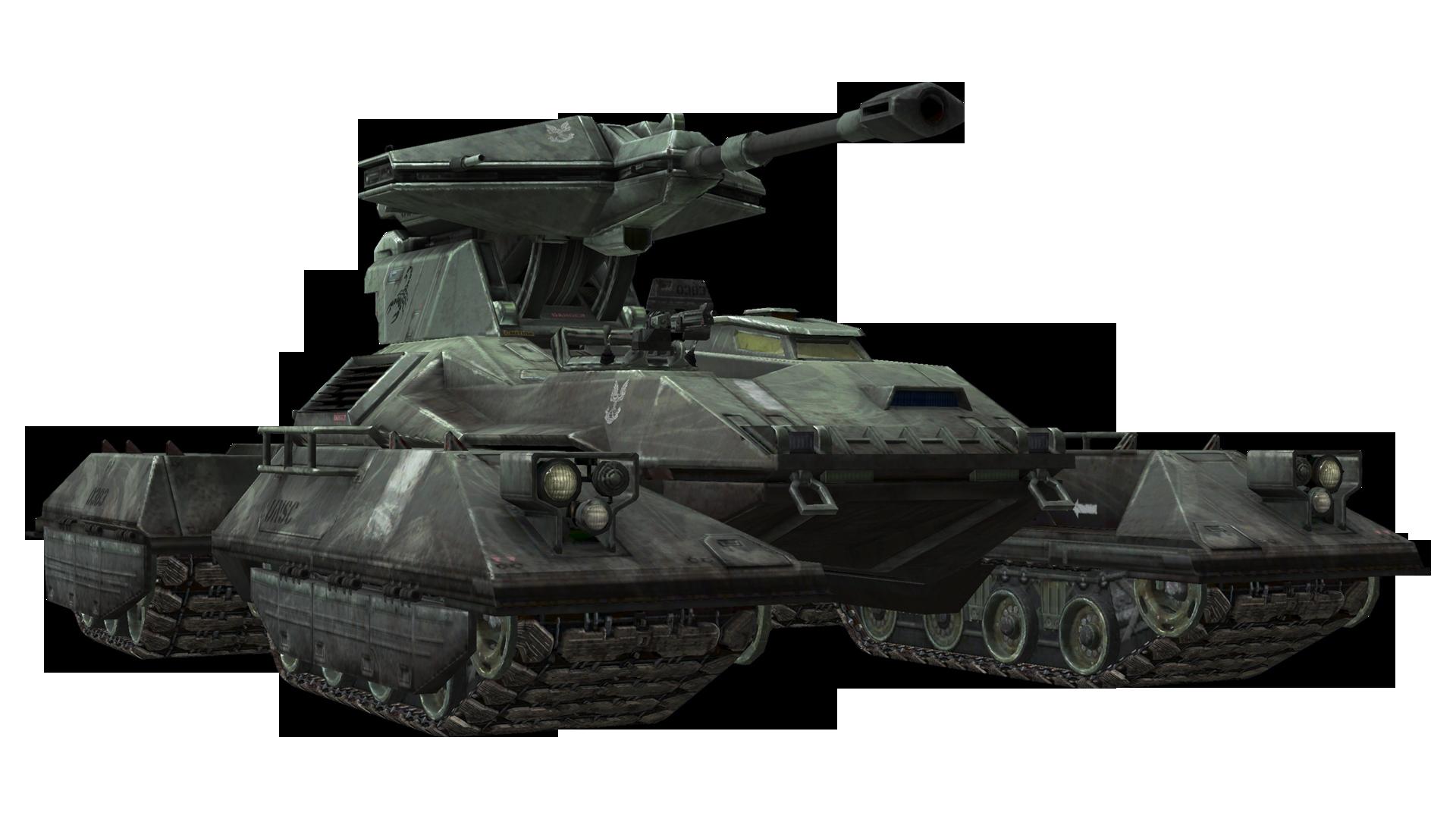 Reach MPBeta Scorpion2.png - Tank HD PNG