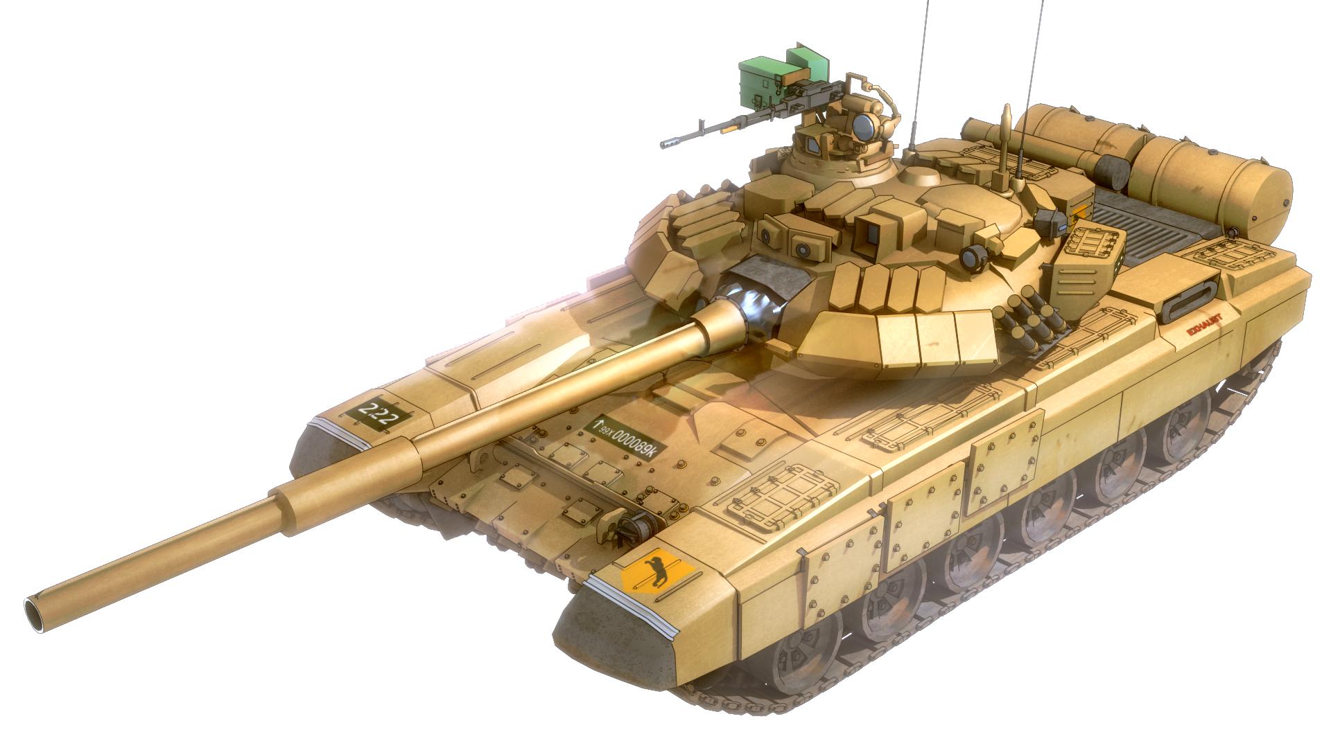 RUSSIAN T-90 TANK weapon mili