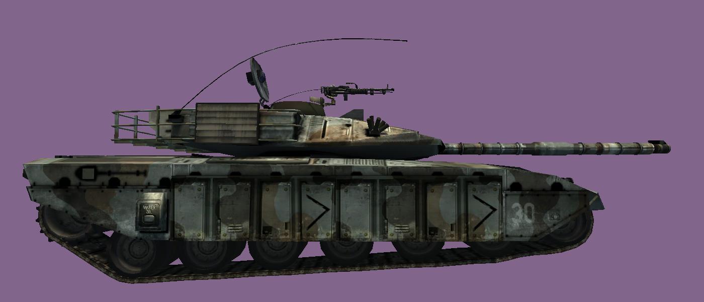 Tank - Tank HD PNG
