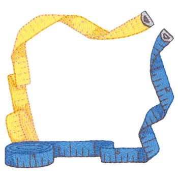 Tape Measure Border PNG-PlusPNG.com-350 - Tape Measure Border PNG