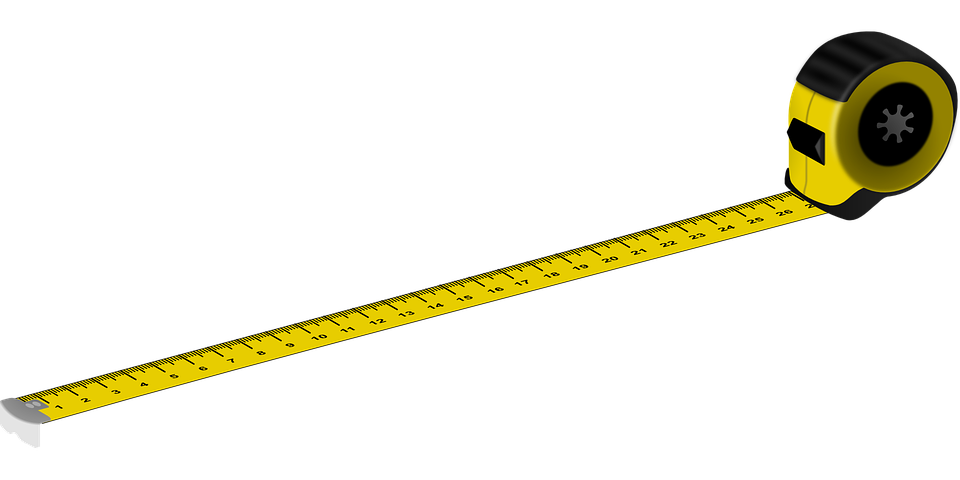 Inch Tape, Tape, Measure, Measurement, Tape-Measure - PNG Tape Measure - Tape Measure Border PNG