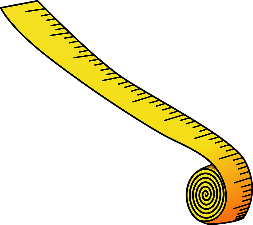 measuring tape measurement inches metric measure - Tape Measure Border PNG