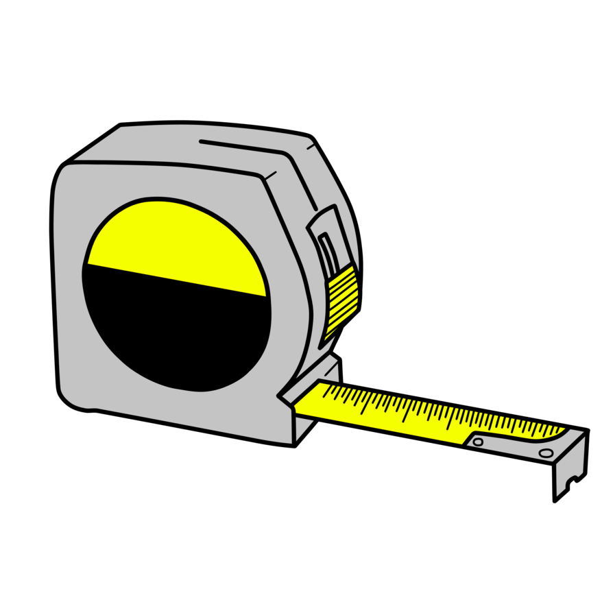 Tape Measure PNG Pic - Tape Measure Border PNG