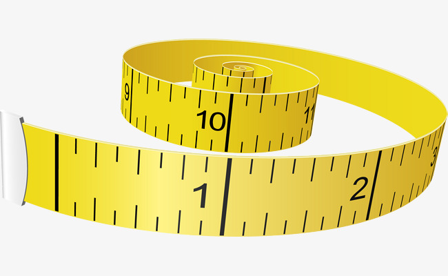 vector hand-painted tape, Vector, Hand Painted, Tape Measure PNG and Vector - Tape Measure Border PNG