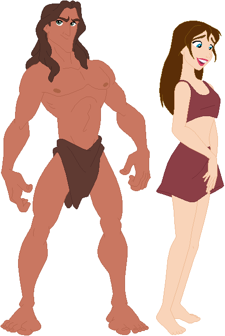 Pokemon tarzan and jane