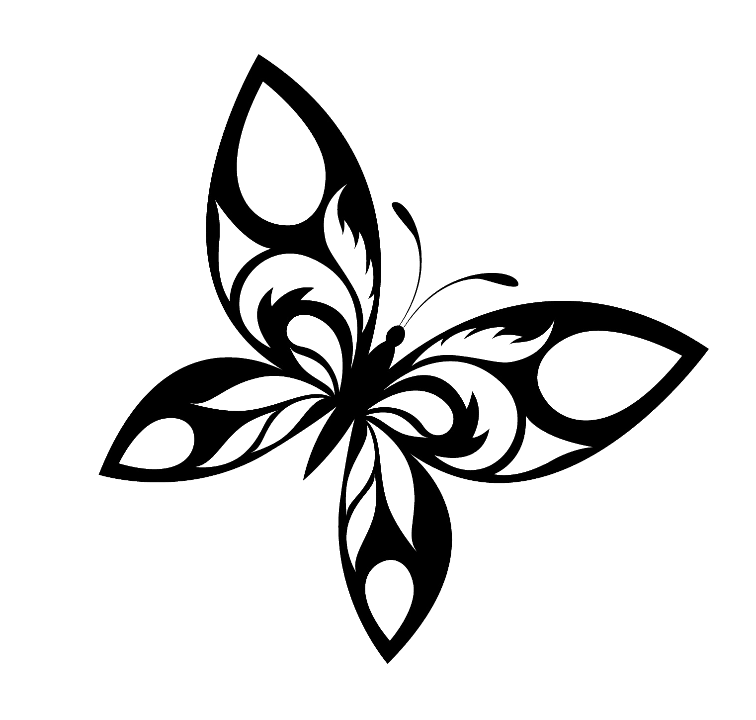 Download Butterfly Tattoo Designs PNG images transparent gallery.  Advertisement - Tattoo Designs PNG