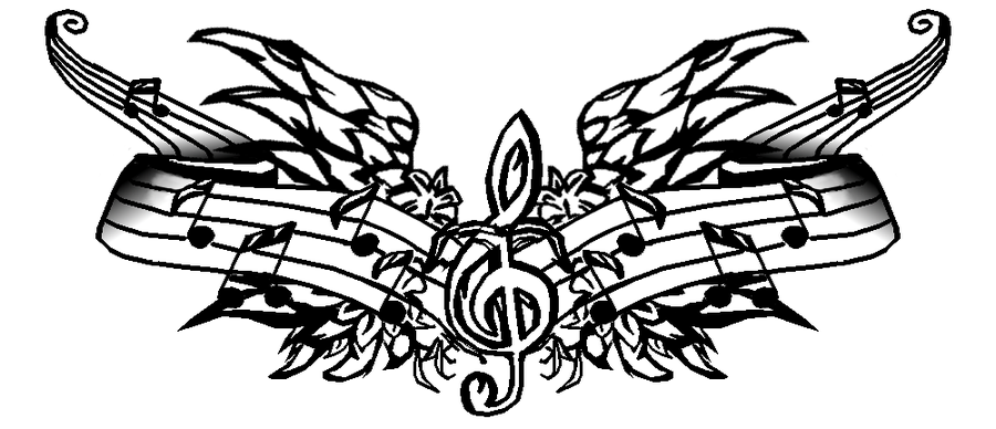 Music Tattoos Png image #19392 - Tattoo Designs PNG