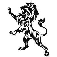 Lion Tattoo High-Quality Png PNG Image - Tattoo PNG