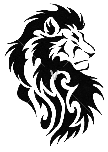Lion Tattoo Png PNG Image - Tattoo PNG