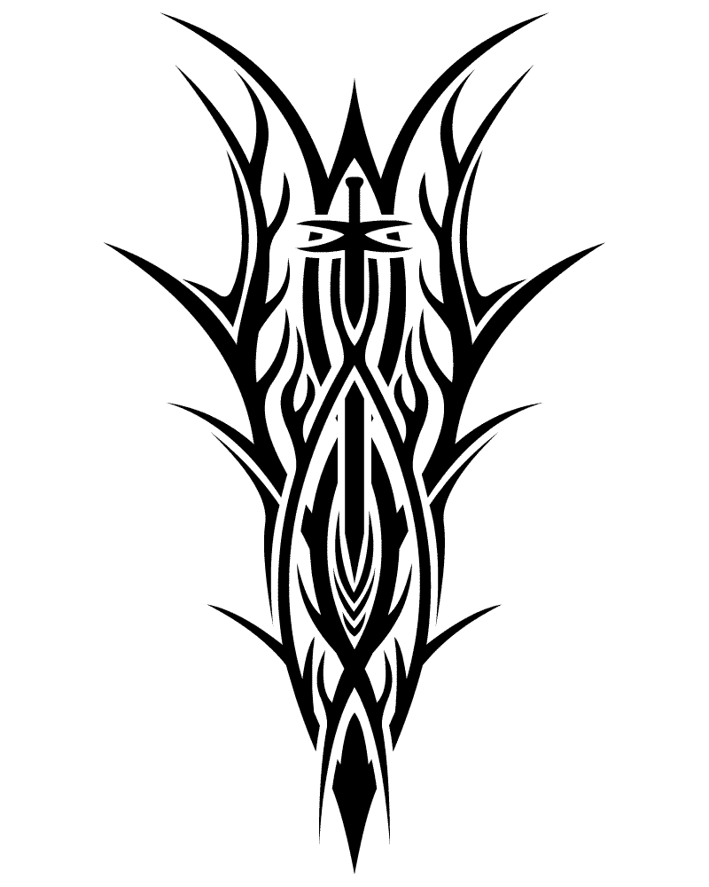 Tribal Tattoos Png image #19367 - Tattoo PNG