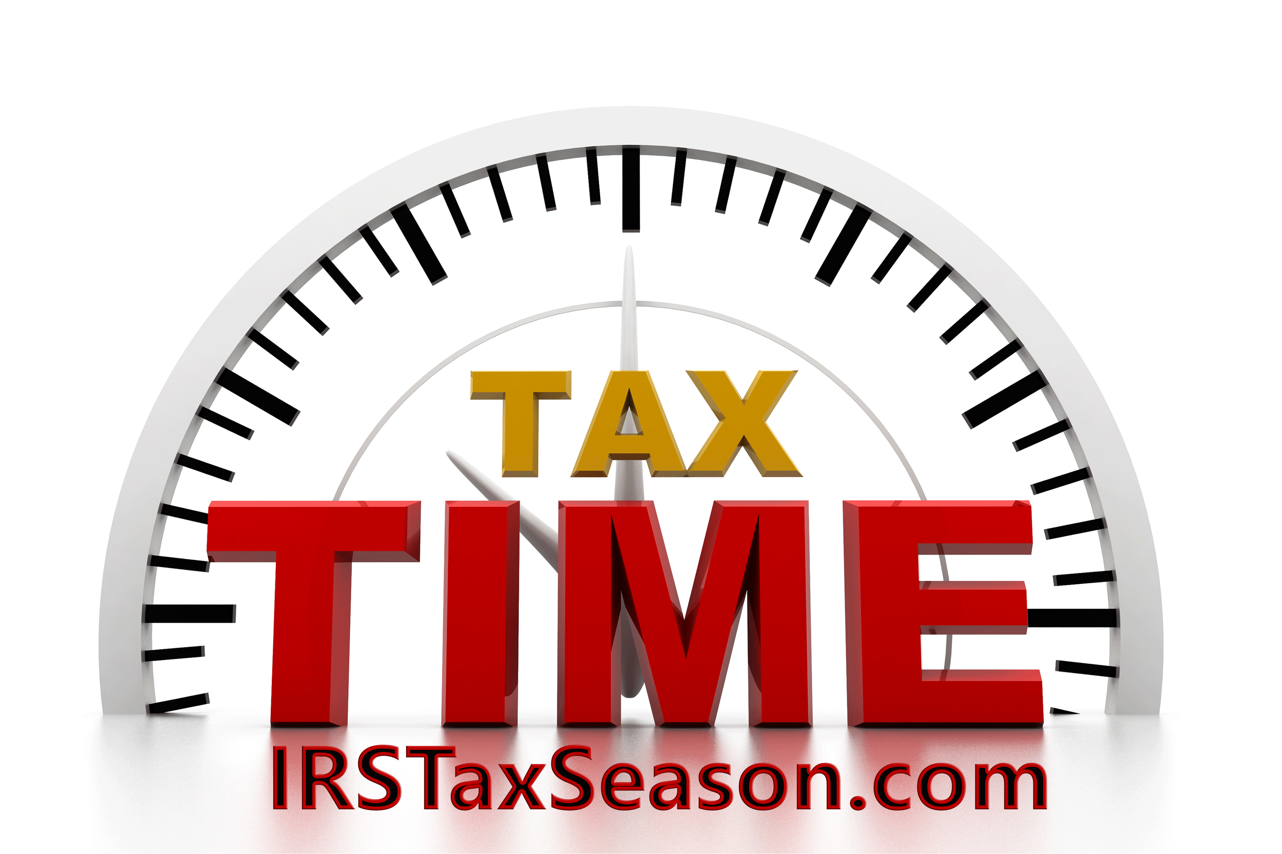 irstaxseason - Taxes Due PNG