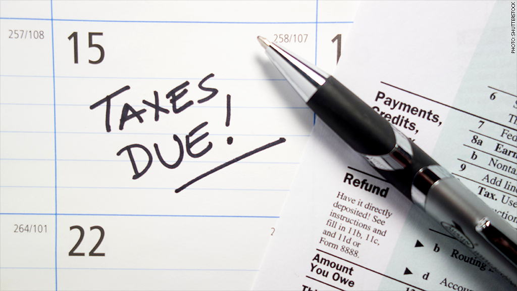 tax day deadline - Taxes Due PNG
