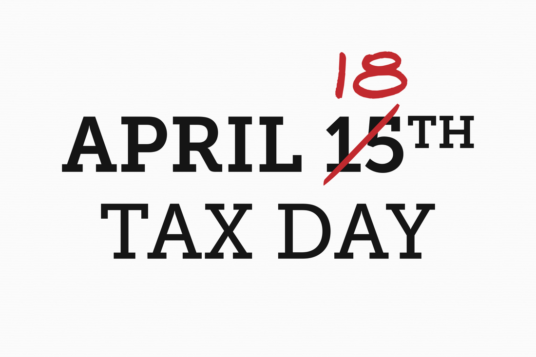 The filing deadline to submit 2016 tax returns is Tuesday, April 18, 2017,  instead of the April 15th date that that we normally consider u201ctax dayu201d. - Taxes Due PNG