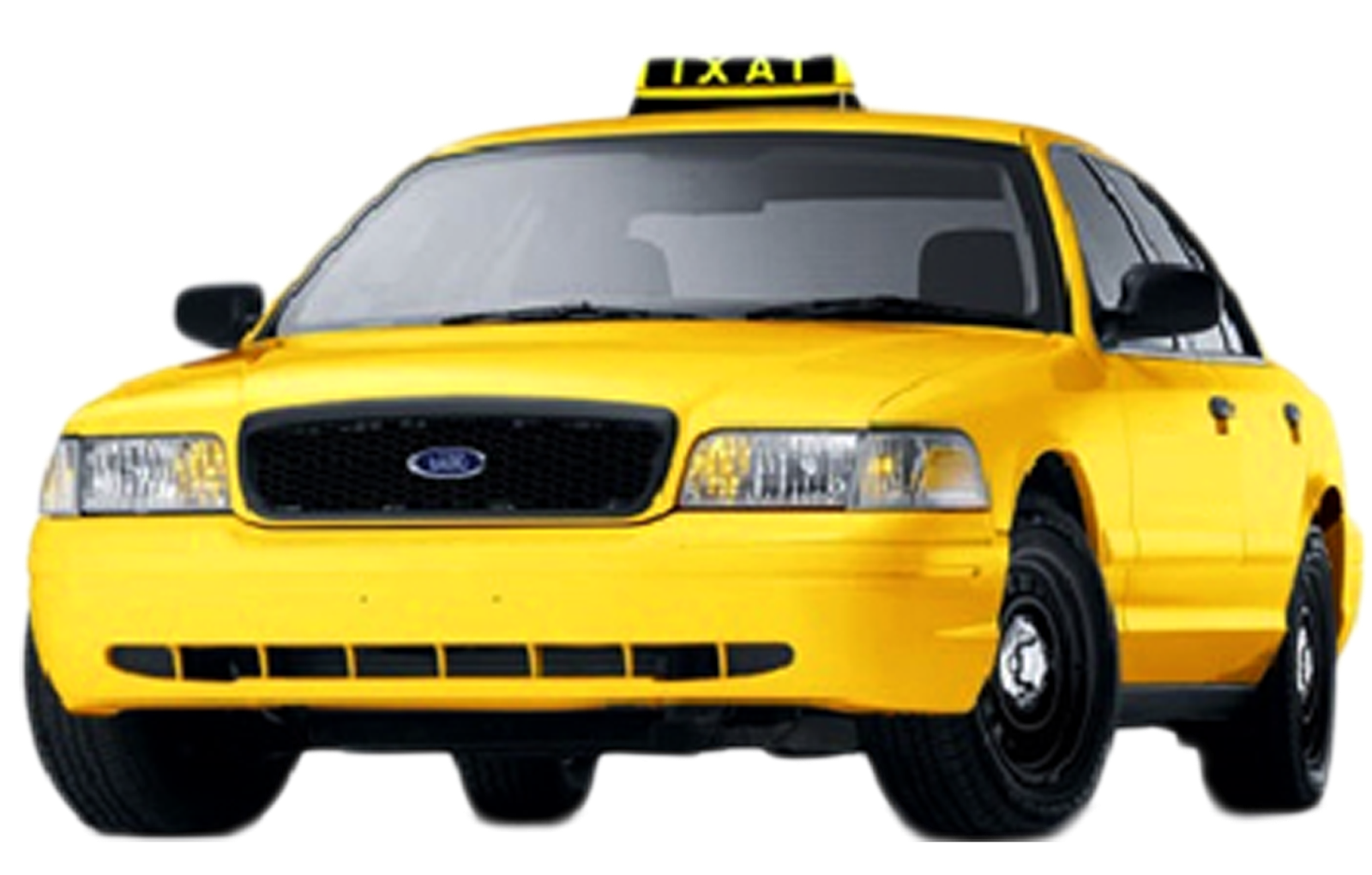 Taxi Cab High-Quality Png PNG Image - Taxi Cab PNG