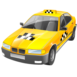 Taxi HD PNG - 94885