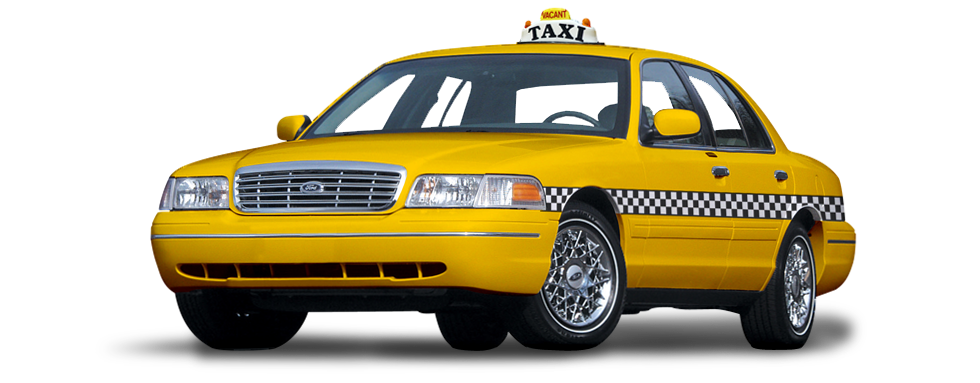 Taxi HD PNG - 94880