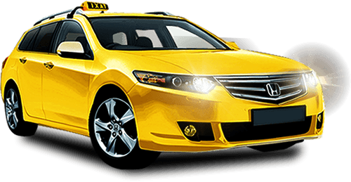 Taxi HD PNG - 94882