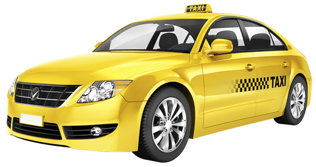 Taxi HD PNG - 94883