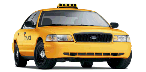 Taxi HD PNG - 94892