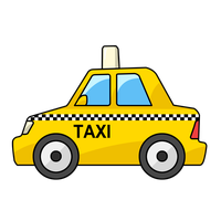 Taxi HD PNG - 94889