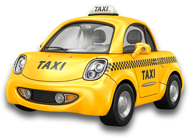 Taxi HD PNG - 94884