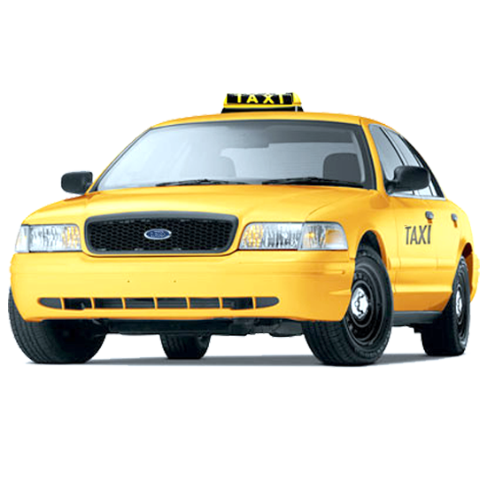 Taxi HD PNG - 94881