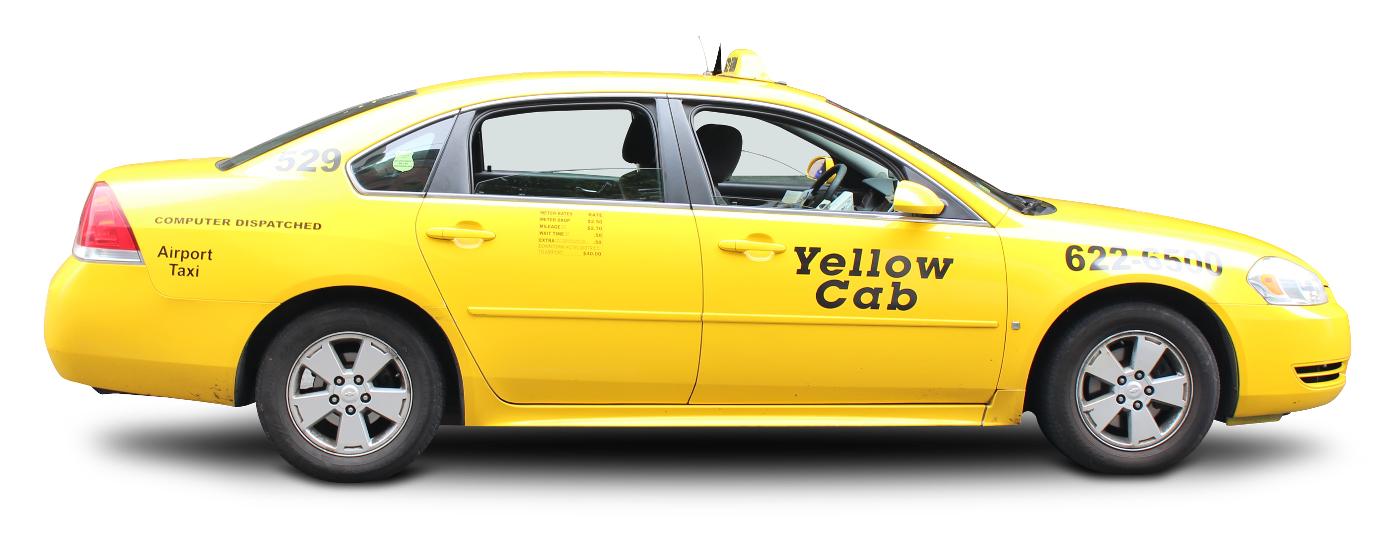 Taxi HD PNG - 94887
