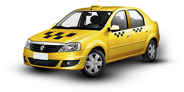 Taxi HD PNG - 94891