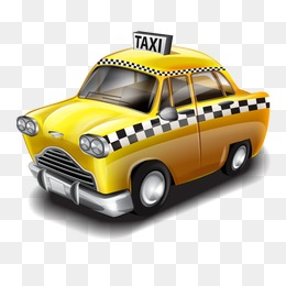 Taxi HD PNG - 94893