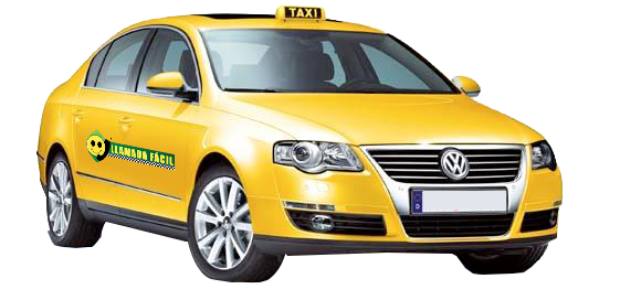Taxi HD PNG - 94890