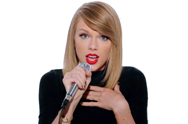 Taylor Swift PNG 1989 - 59128