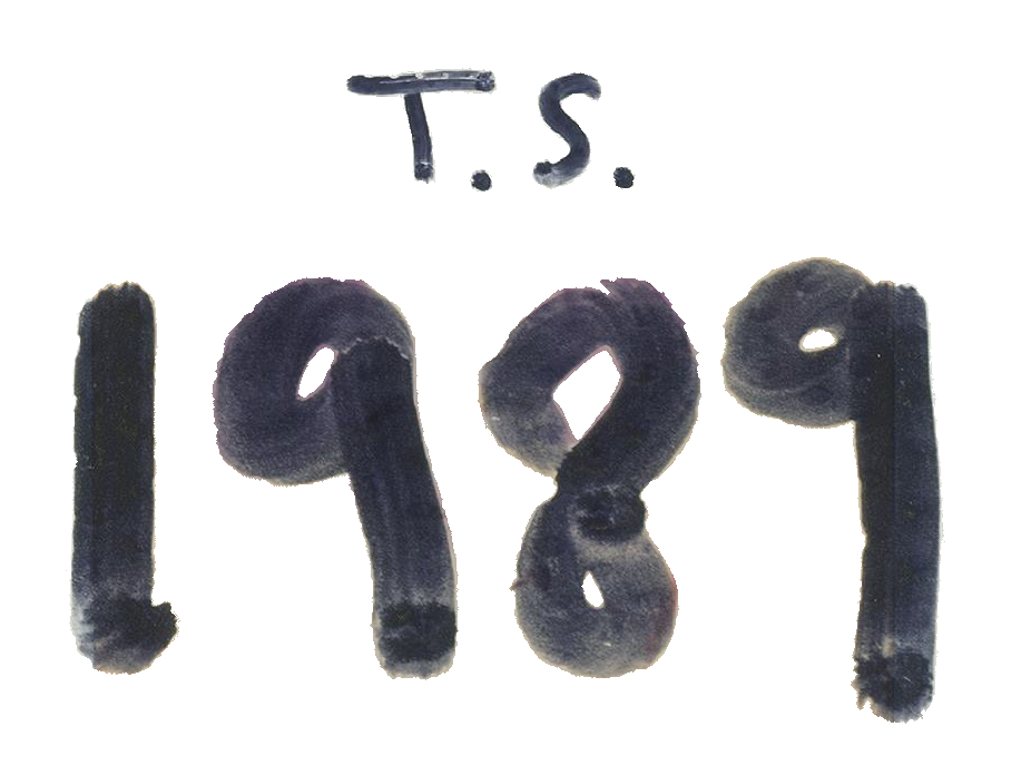 Taylor Swift PNG 1989 - 59112
