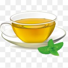 green tea, Green HD Picture Material, Green Tea, Cup PNG and Vector - Tea HD PNG