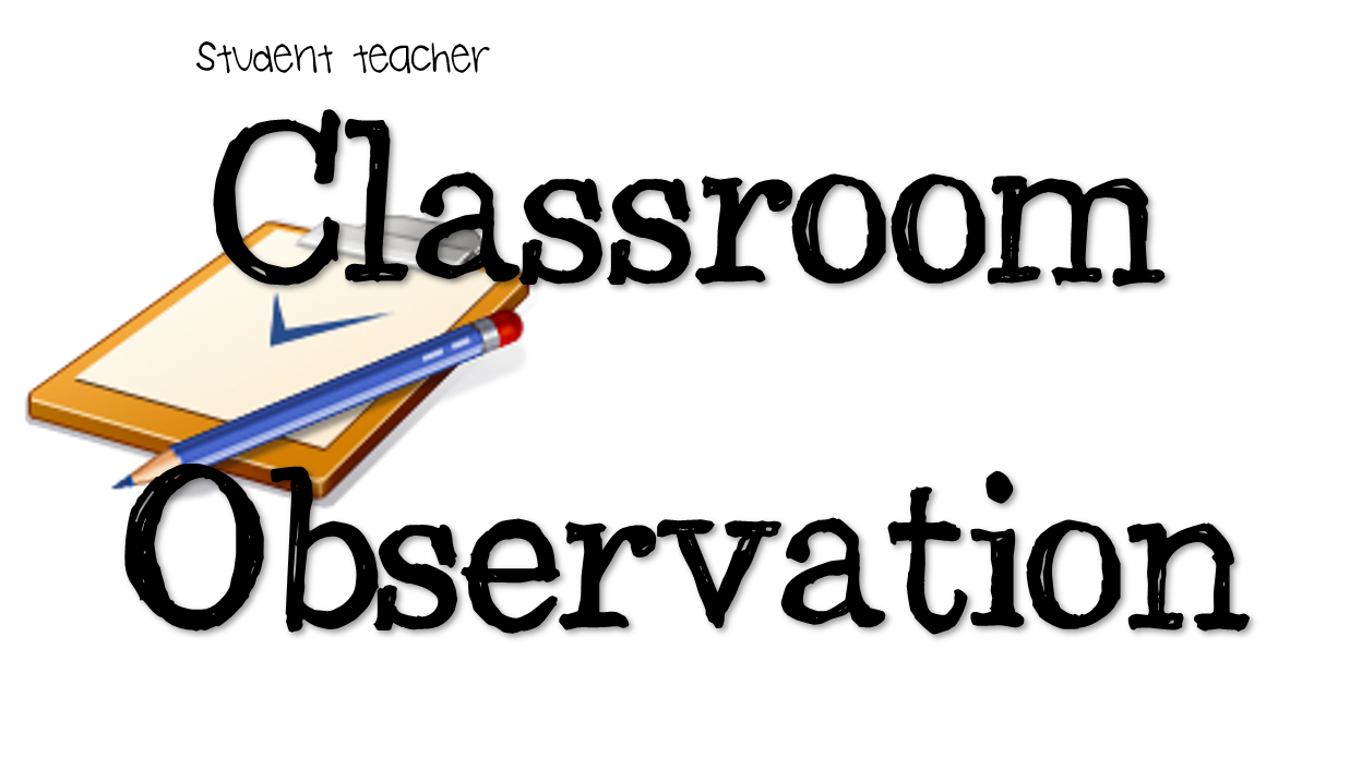 observation and reflection Classroom observation reflection leave a comment go to comments as i reflect back on educ 5173, i realize how much i have grown i do not have any actual classroom experience but rather.
