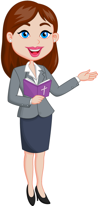 Cartoon - Teacher PNG