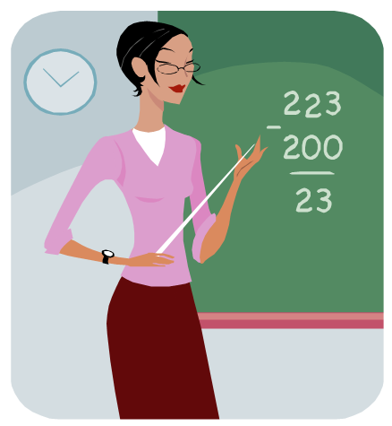 Teacher PNG HD Free - 136324