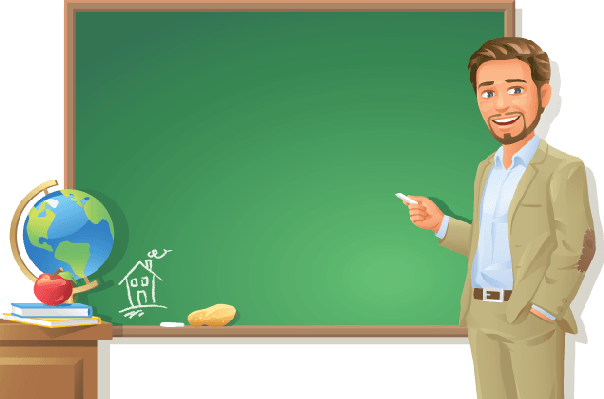 Teacher Transparent Background - Teacher PNG