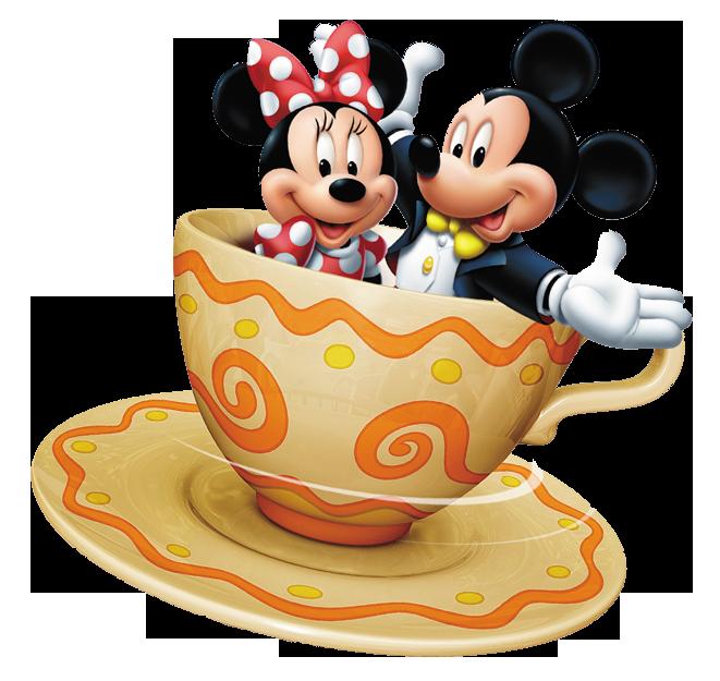 Teacups Disney PNG