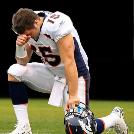 Tebowing PNG-PlusPNG.com-512 - Tebowing PNG