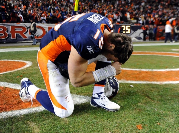 Proverb II - Tebowing PNG