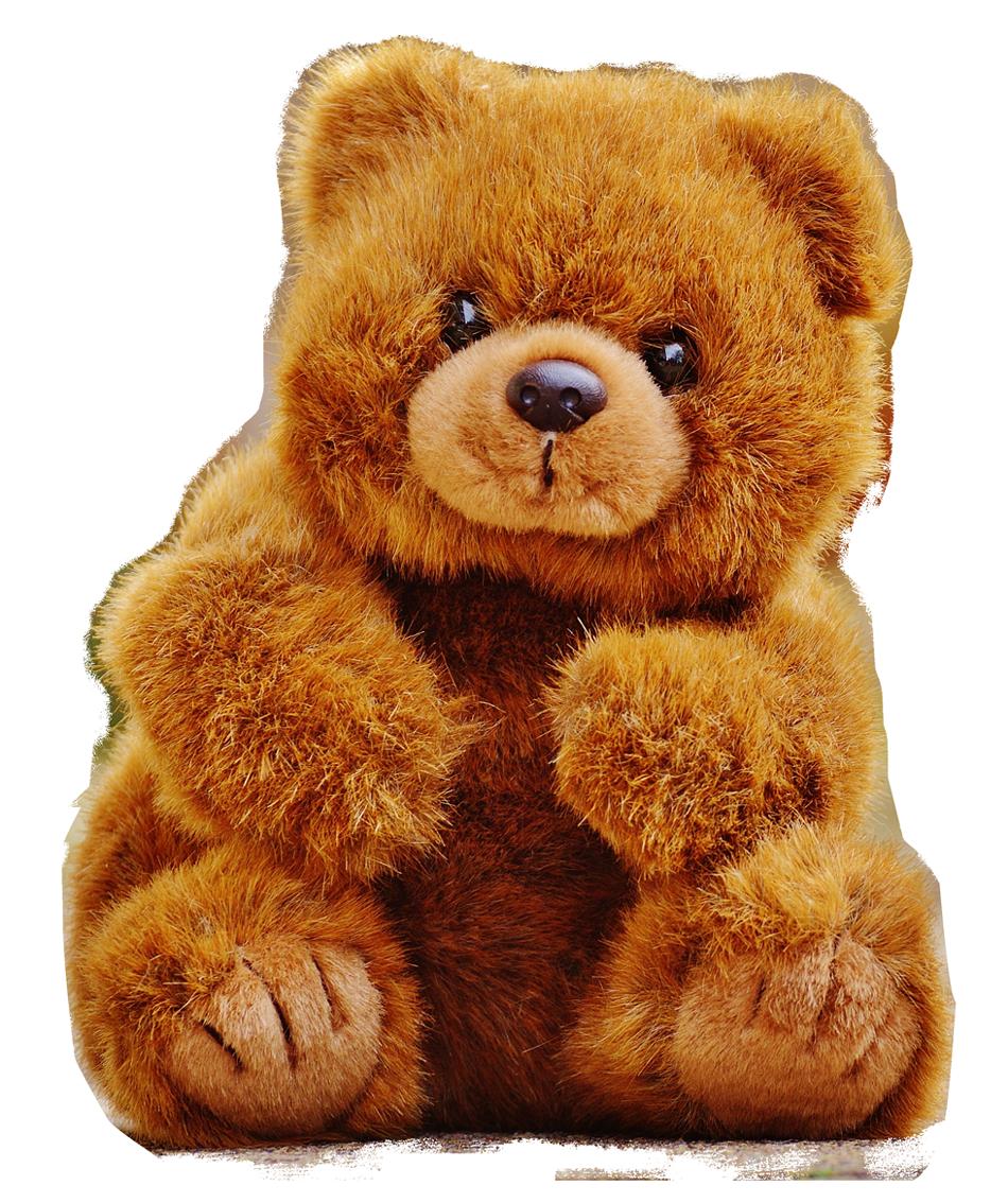Teddy Bear PNG HD - 127987