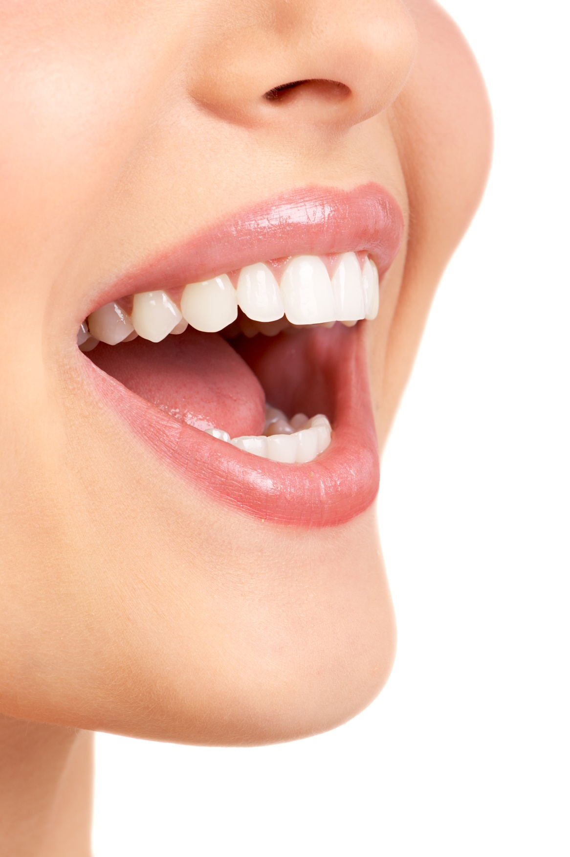 Teeth Smile PNG HD - 148063