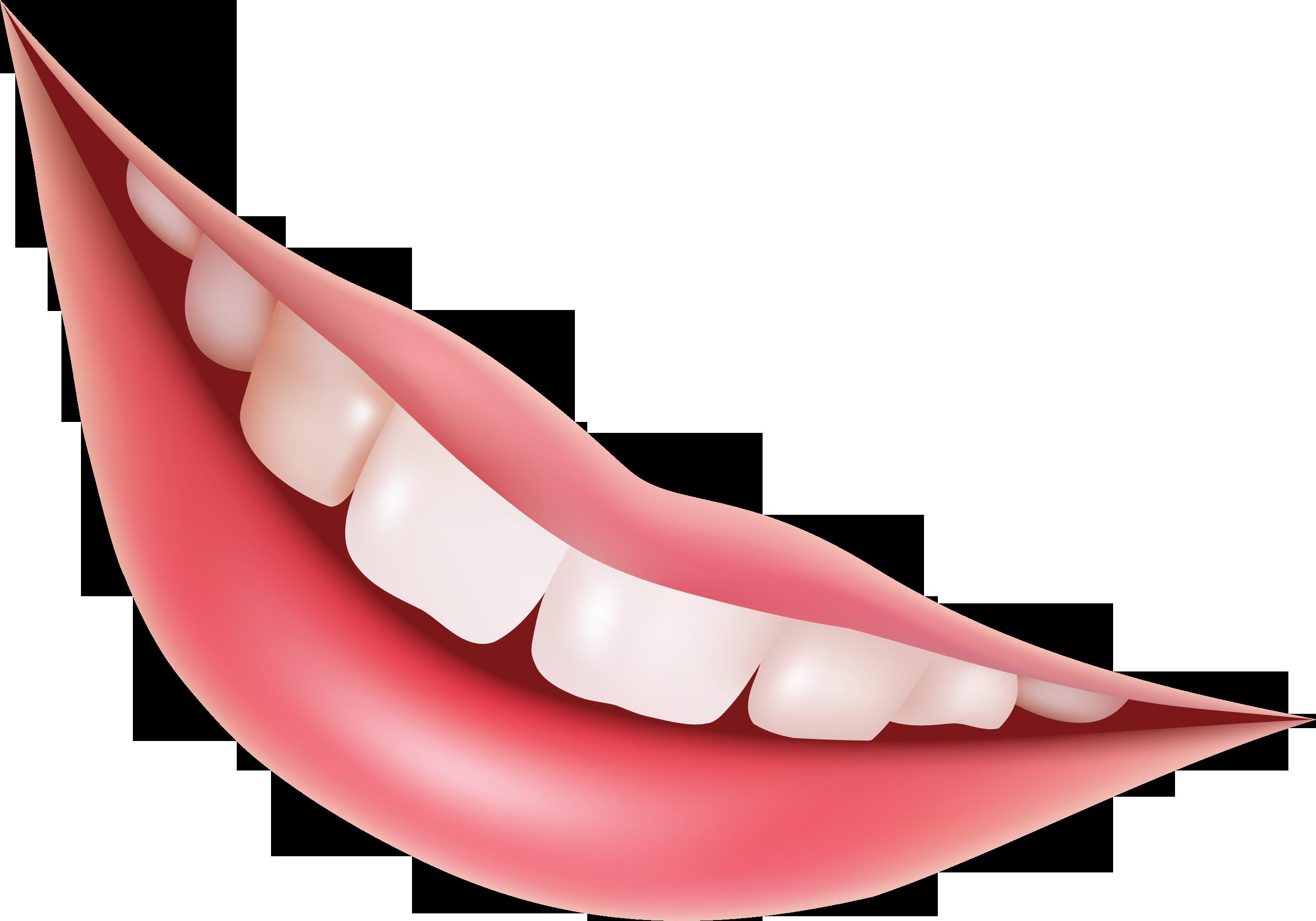 Teeth Smile PNG HD - 148051