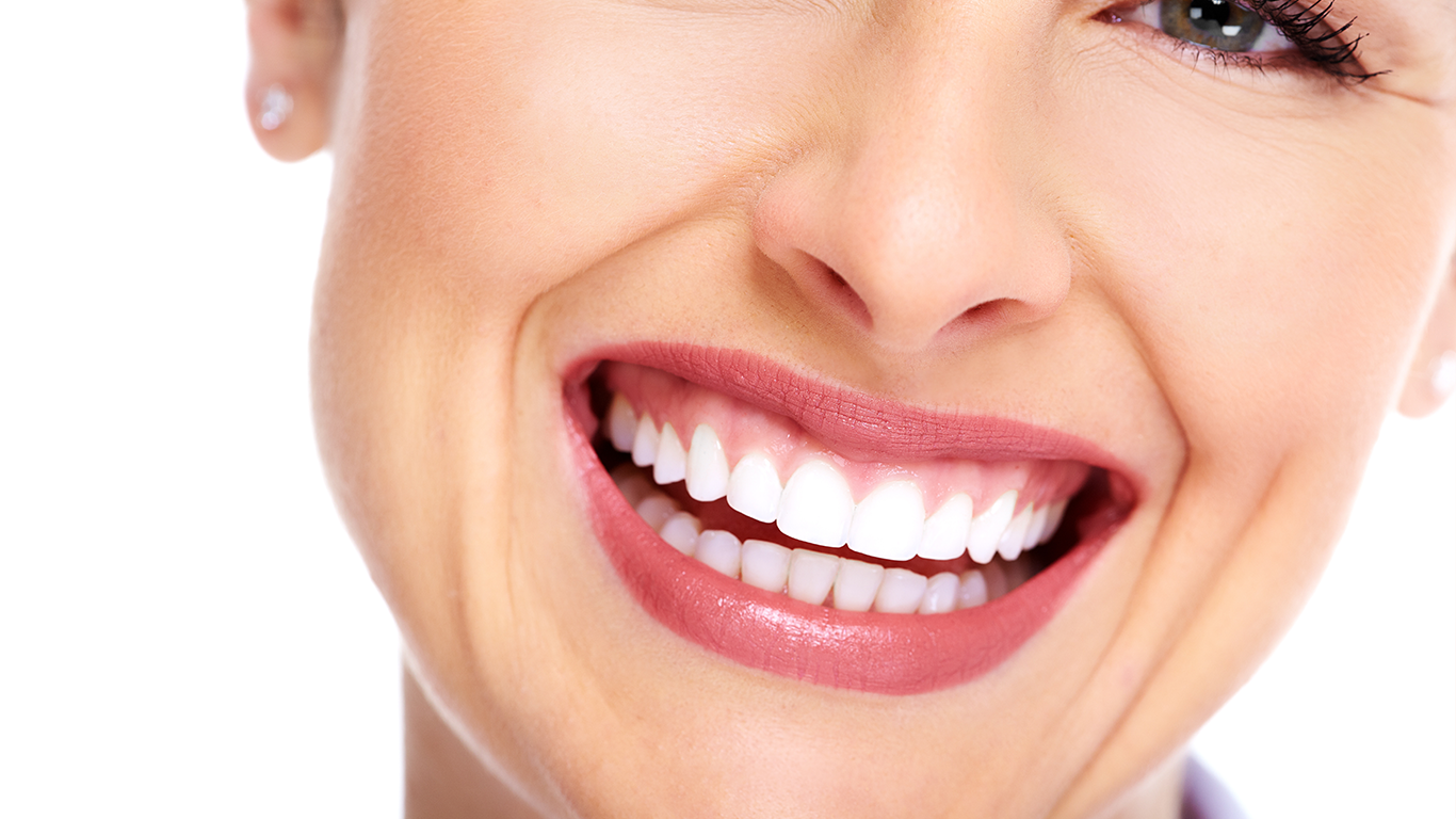 For patients who have severely damaged or missing teeth, full mouth  rehabilitation would be an ideal option. - Teeth Smile PNG HD