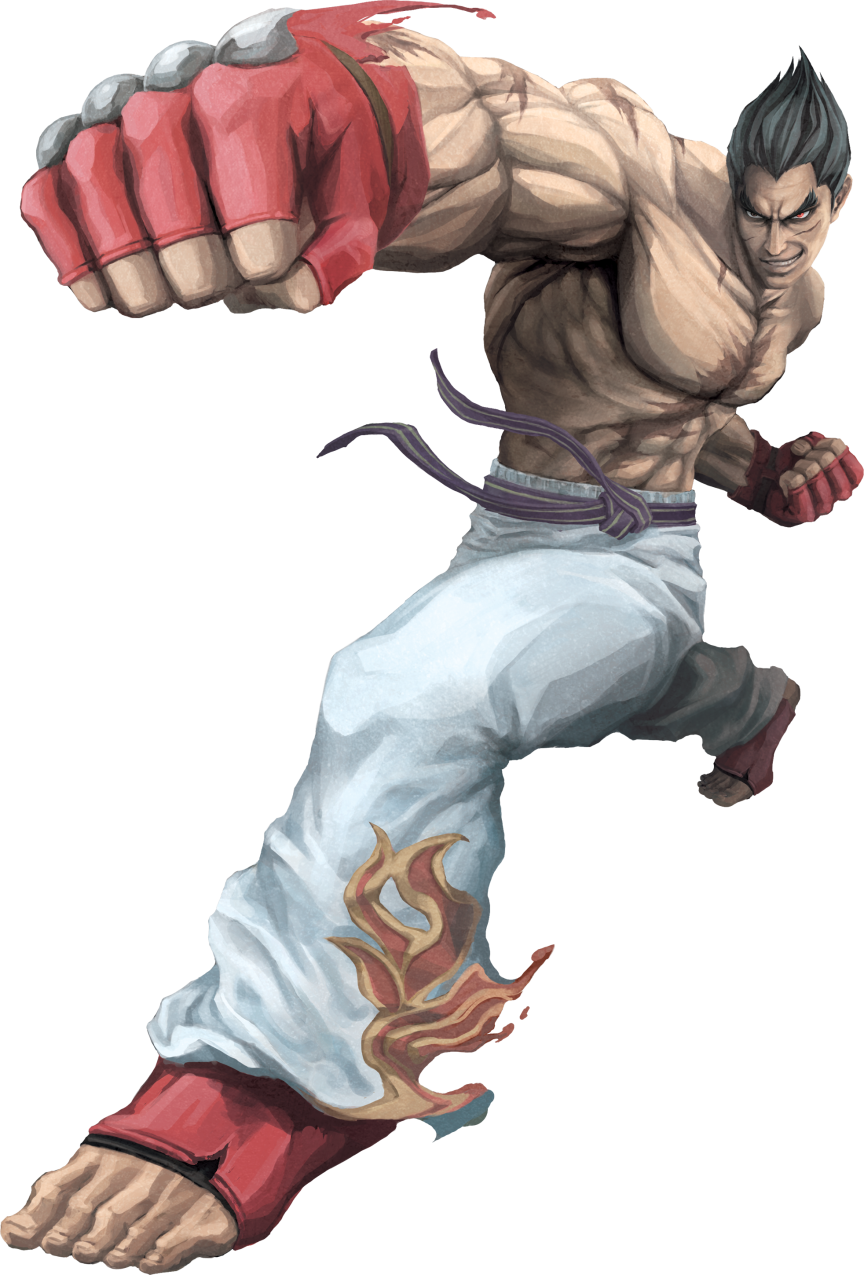 . PlusPng.com file size: 1.2 MB, MIME type: image/png) - Tekken PNG