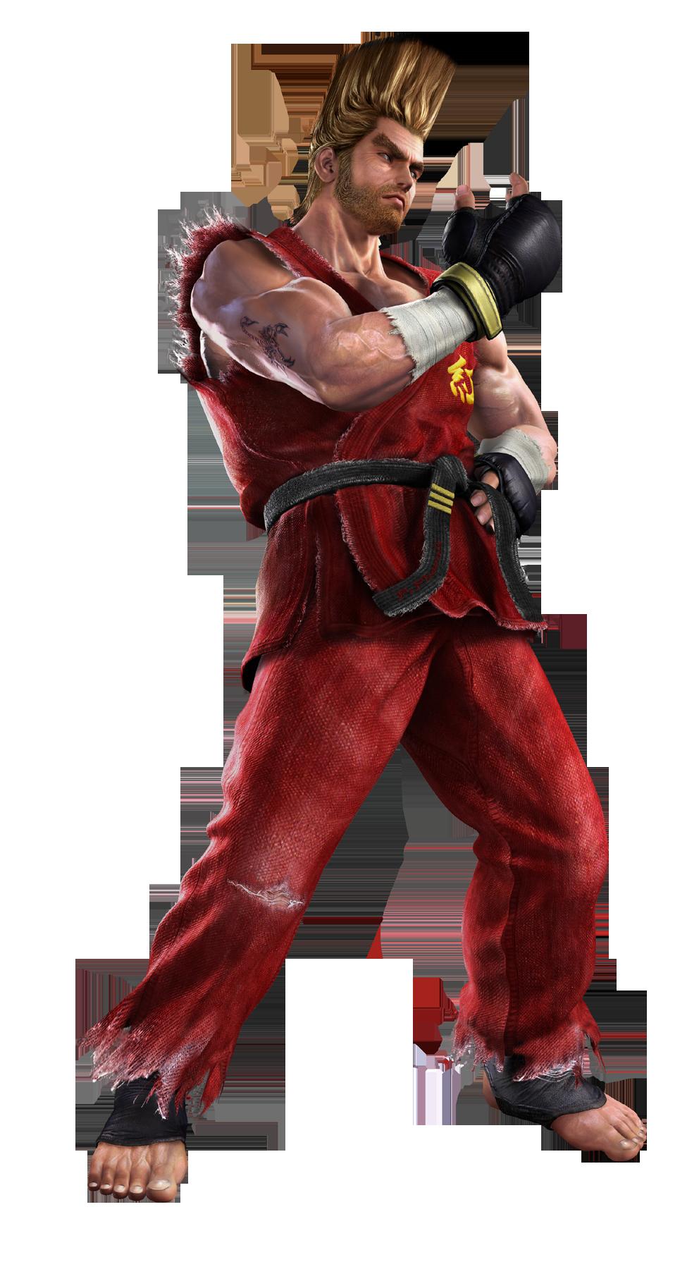 Tekken PNG