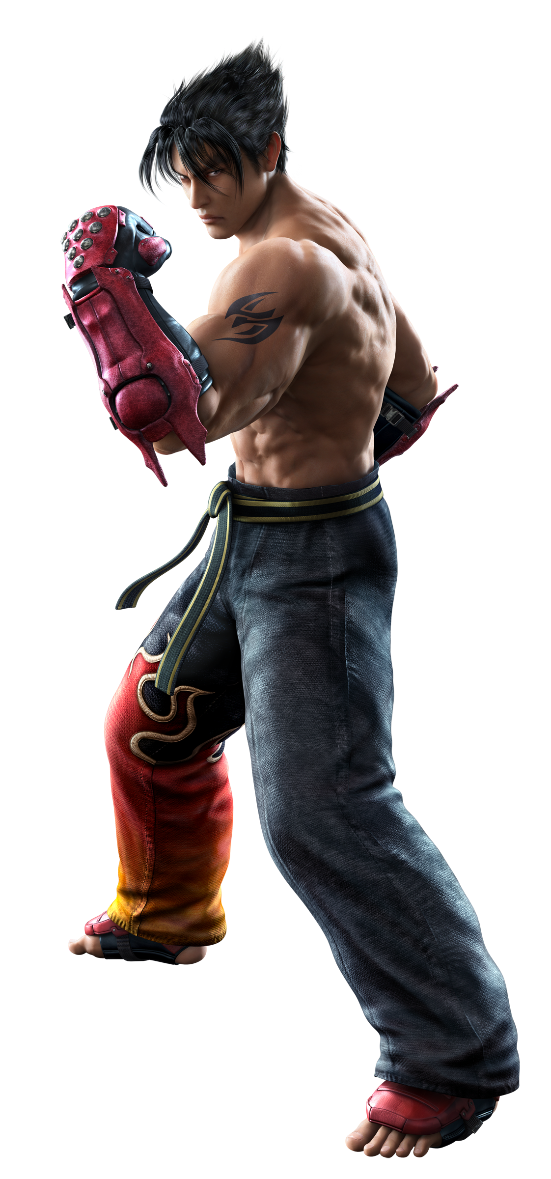 Full resolution PlusPng.com  - Tekken PNG
